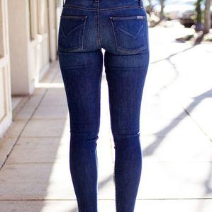 Hudson Krista Skinny Stretchy Size 30